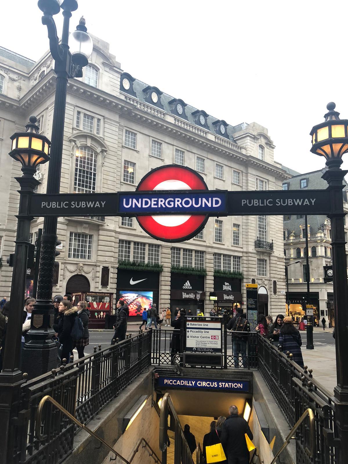 L'ESCG à Londres